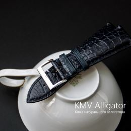 Ремешок KMV Alligator 03D-L-24